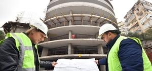 İzmir'e 10 yeni otopark
