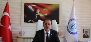 Rektör Coşkun'un 21 Şubat mesajı