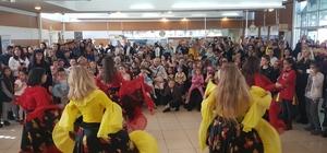 Karşıyaka'da Slav işi kutlama