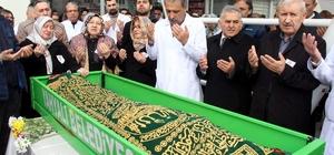 Dr. Muzaffer Yılmaz törenle yad edildi