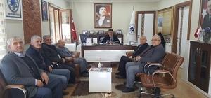 Pazaryeri Belediyesi yılın ilk muhtarlar toplantısını gerçekleştirdi