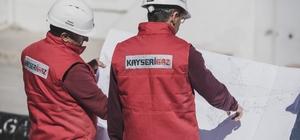Bünyan'da doğalgaz abone sayısı artıyor