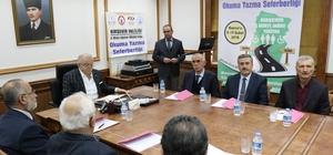Kırşehir'de okur-yazarlık seferberliği toplantısı yapıldı