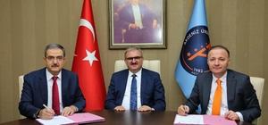 Akdeniz Üniversitesi'nden işbirliği protokolü