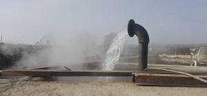 Kırşehir'de jotermal kaynaklar için verimlilik testi çalışmaları yapıldı