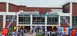Batman Belediye spor kompleksi hizmetlerinden 5 bin 686 kişi faydalandı