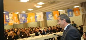 AK Parti Serdivan 52. İlçe Danışma toplantısı yapıldı