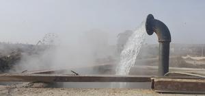 Kırşehir'de yeni termal kaynak bulundu