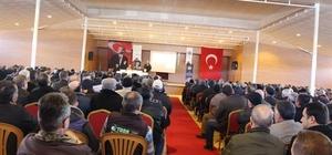 Kırklareli'nde Arazi Toplulaştırma konulu panel gerçekleştirildi