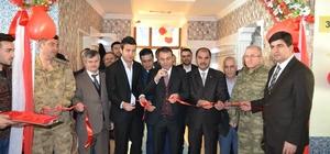 Erciş'te Deprem Şehitleri Öğretmenevi Restoranı Hizmete Açıldı