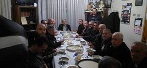 Arabaşı etkinliğinde Afrin şehitleri için mevlit okuttular
