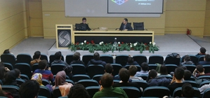 SAÜ'de 'İHA ve Girişimcilik' konuşuldu