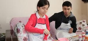 Engellilere özel gülümseten proje
