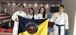 Gaziantep Kolej Vakfı Sporda Başarıya Doymuyor
