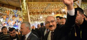 Kalkınma Bakanı Elvan: