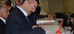 AK Parti Niğde İl Teşkilatından Mehmetçiğe destek