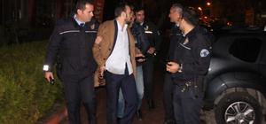 Polisten kaçan alkollü sürücü avukat çıktı