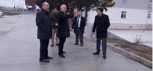 Çorlu'daki okullar incelendi