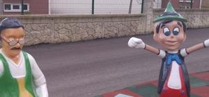 Bismil Masal Parkı'na kavuşuyor