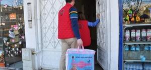 Siirt'te 3 bin aileye 'Hoş geldin' paketi dağıtıldı