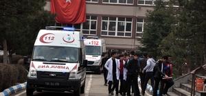 Naftalin şakası öğrencileri hastanelik etti