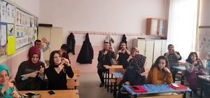 İşaret Dili Kursu'na sağlık personelinden yoğun ilgi