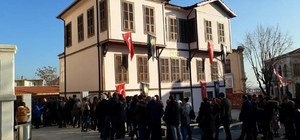 Atatürk Evi'ni bir ayda 27 Bin 423 kişi gezdi