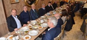 MGTC Başkanı Deniz inceleme heyetini ağırladı