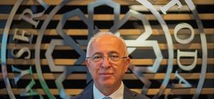 """Başkan Hiçyılmaz: """"Kayseri'nin ihracat hedefi 5 milyar dolar"""""""