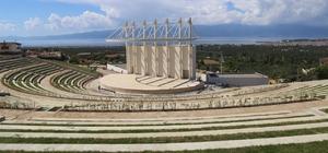 Burhaniye Edremit Körfezi'nin Kültür ve Sanat Merkezi olacak