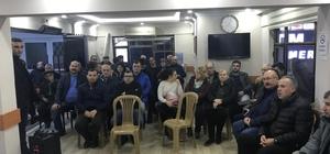 Biga CHP İlçe Danışma toplantısı yapıldı