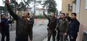 Ordu'dan PÖH'ler dualarla Afrin'e uğurlandı