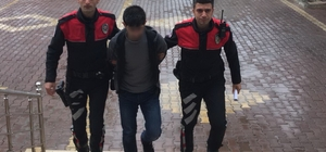 Yunus polisleri ütü hırsızını suçüstü yakaladı