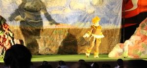 Silopi'de minik öğrencilere yönelik tiyatro etkinliği