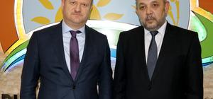 Türkiye ile Bulgaristan arasındaki tarımsal ticaret ele alındı