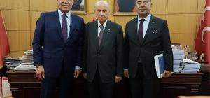 MHP Lideri Bahçeli Adana'nın metro sorununa el atıyor
