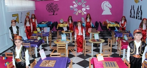 Tokat'ta 'Akıl ve Zeka Oyunları Sınıfı' açıldı