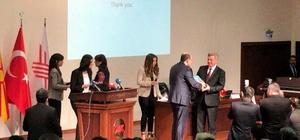 (Düzeltme) Rektör Durmuş, Ankara'da konferansa katıldı