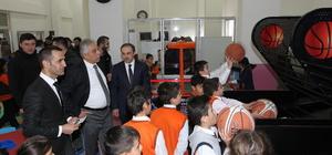 Hakkari'de oyun ve kültür merkezine yoğun ilgi