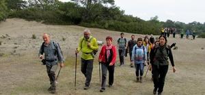 Doğa severler Akkoç'a yürüyecek