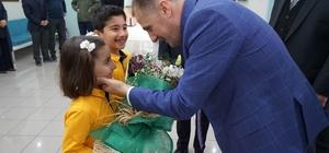 Eğitim camiasından Erdem Kolejine ziyaret