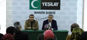 Yeşilay bilgisayar kursu katılımcılarına sertifikaları verildi