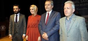Kütahya'da 'Vefatının 100. Yılında Ulu Hakan 2. Abdülhamid Han' konulu konferans