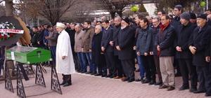 Kırşehir İl Genel Meclis Üyesi Yılmaz Tekinarslan'ın acı günü