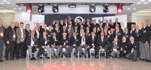 Kıbrıs gazileri öğrencilerle buluştu