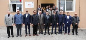 Başkan Atilla ilçeleri gezdi