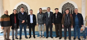 azilli Belediyesi 4 yılda 24 camiyi yeniledi