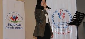 Şiir okuma yarışması il birinciliği düzenlendi