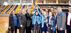 Basketbol şampiyonasında Adıyaman'ı Kahta temsil edecek