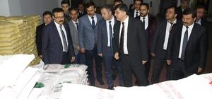 Fadıloğlu AK Parti teşkilatıyla projeleri gezdi